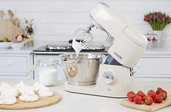 Baking Mixer Machine With Steel Dial