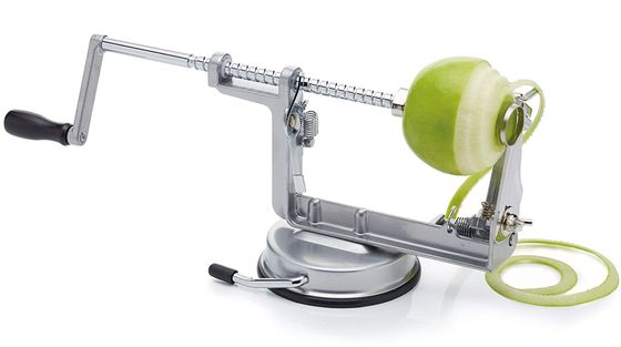 Heavy Duty Apple Peeler Tool In Steel