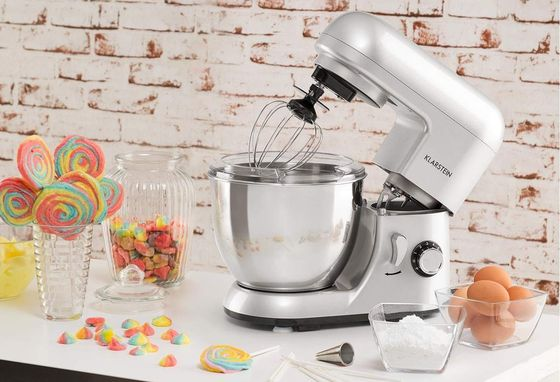 Baking Mixer Machine With Steel Whisk