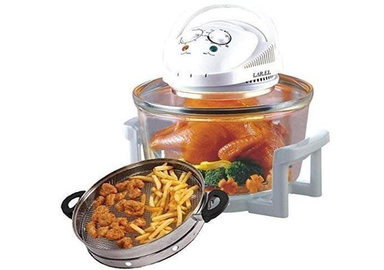 Halogen Oven Cooker With 2 Dials On Top