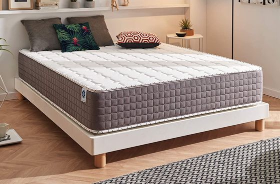 Memory Foam Mattress Super King With White Top