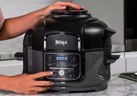Digital Air Fryer With Front LCD