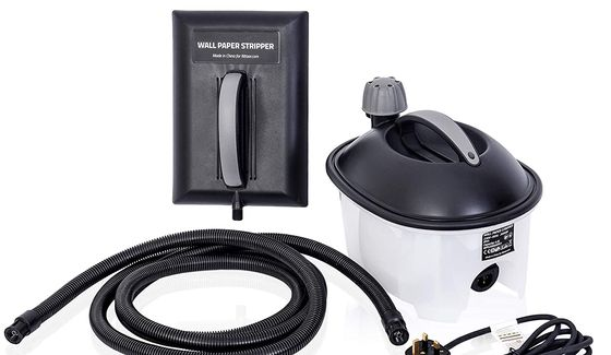 HEAVY DUTY 2200W 4.5 LITRE PROFESSIONAL WALLPAPER WALL PAPER STRIPPER STEAMER