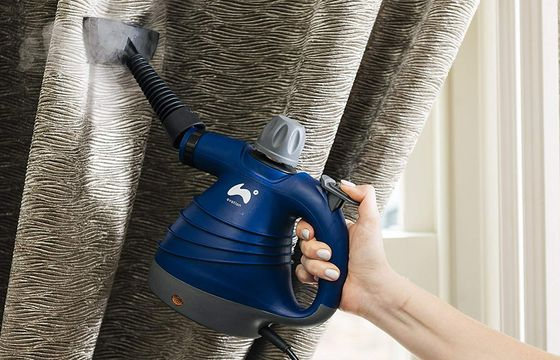 Steam Cleaner With Nozzle Accessories