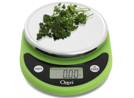 Touch Kitchen Gram Weighing Scales With Glass Plate