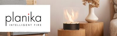 Bioethanol Fireplace In Glass