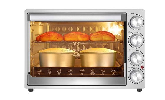 Table Top Convection Oven With Chrome Handle