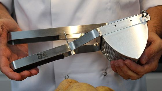 Steel Potato Ricer Masher In Steel
