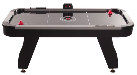 6 Foot Air Hockey Table In Black