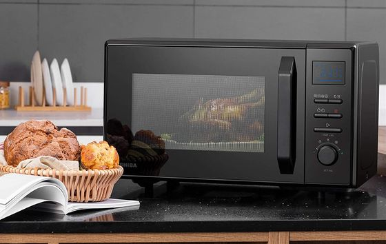 Countertop Convection Oven In Black Finish