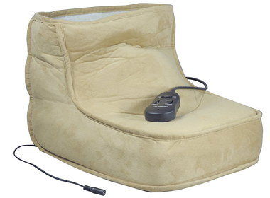 Warming Massage Boot With Wired Remote Device