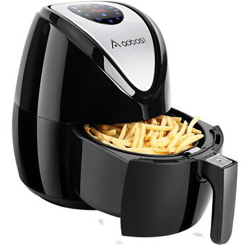 Fat Free Chip Fryer With Front Pull-Out