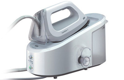 Handheld Steam Iron Generator On 4 Legs