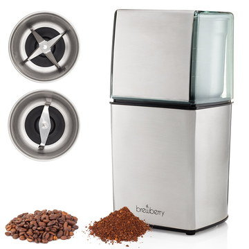 Classic Wet Dry Spice Grinder On 4 Black Legs