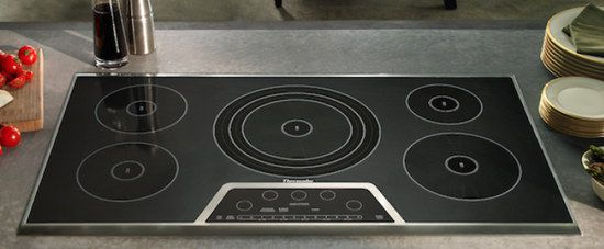 Big 4 Ring Induction Plate