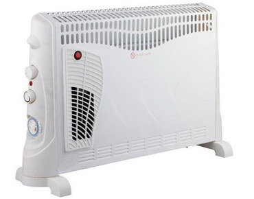 2Kw Value Electric Convection Heater With 4 Legs