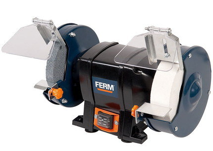 250 Watts Mountable Bench Grinder In Black