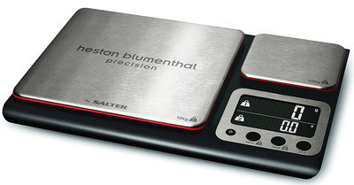 Digital Scale With 0.1 Gram Accuracy And 2 Platforms