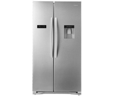 Double Door Fridge Freezer With Front Water Dispenser