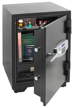 Waterproof Fireproof Safe With Digital Lock