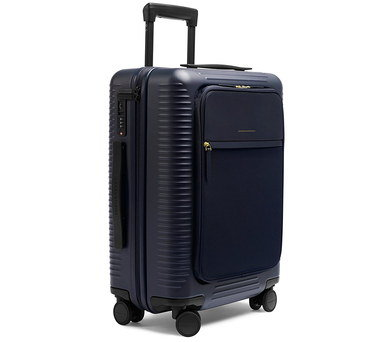Hard Shell Carry On Suitcase With Black Wheels