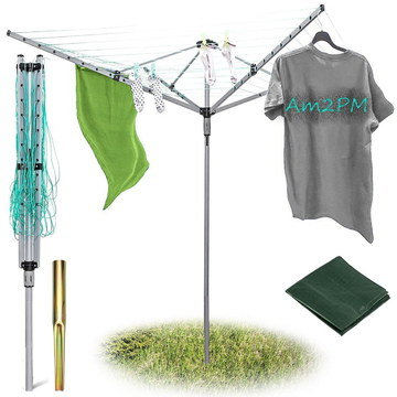 40 Metres Outdoor Rotary Dryer On Grass