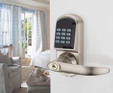 Combination Door Lock Best 10 Keyless Push Button Security