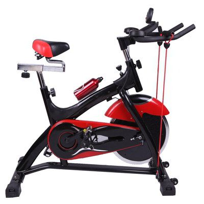 Indoor Bike In Red And Black