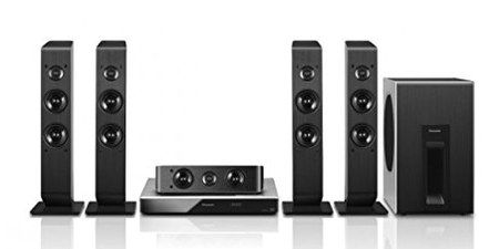 Network Home Sound System Five Piece