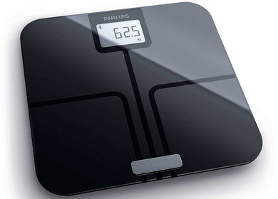 Smart Weighing Scale With Big LCD Digits