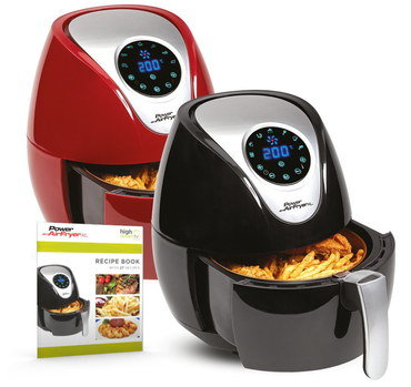 Powerful TV Healthy Chip Fryer With Blue LED