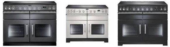 Large Stainless Steel Cookers