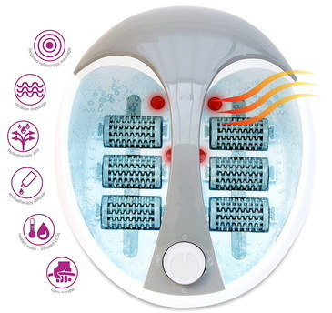 Massager Home Foot Spa With IR LED