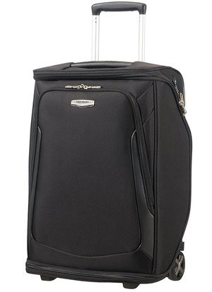 Large Suit Carrier Luggage With Long Black Handle