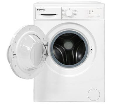 Powerful Small Washing Machine With Big Control Dial