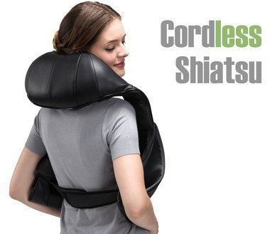 Neck Shoulder Massager With Black Exterior