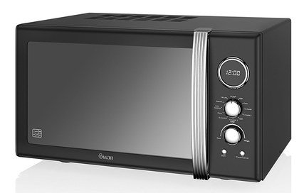 Large Combination Microwave Oven With Steel Handle