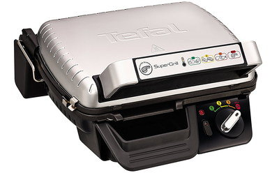 4 Settings Sandwich Toaster Grill With Control Dial