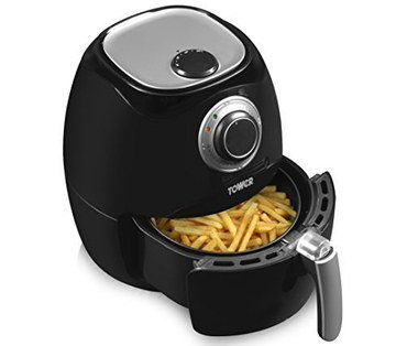 3.2L Air-Fryer To Make Chips With Round Dial