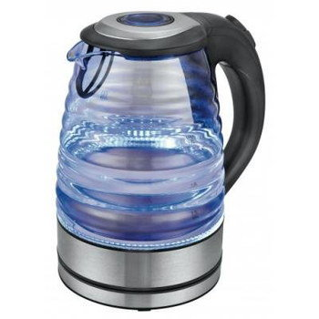 Fast Boil Electric Kettle Glass Exterior