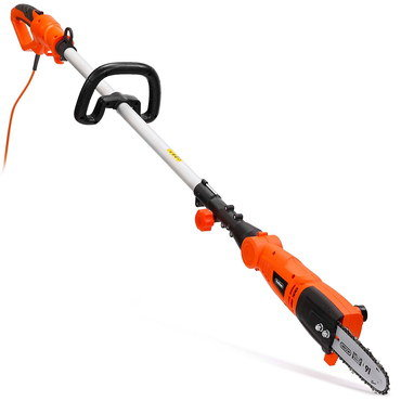 Chainsaw Tree Trimmer With Long Steel Pole