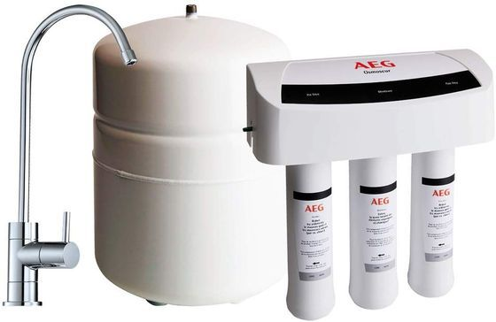 Water Filter Machine With Steel Tap
