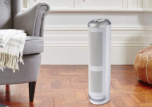 HEPA Air Filtration System Tower Style
