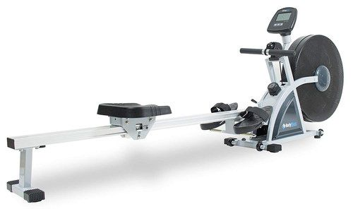 Fold-Up Air Rowing Machine With LED Screen