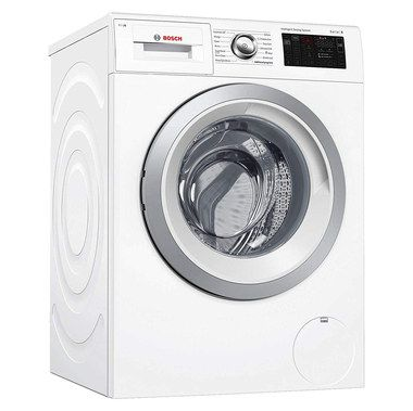 Washer With White Exterior