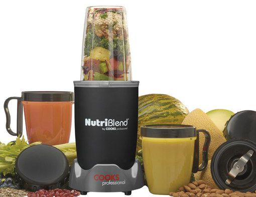 Smoothie Maker Blender In Black And Grey
