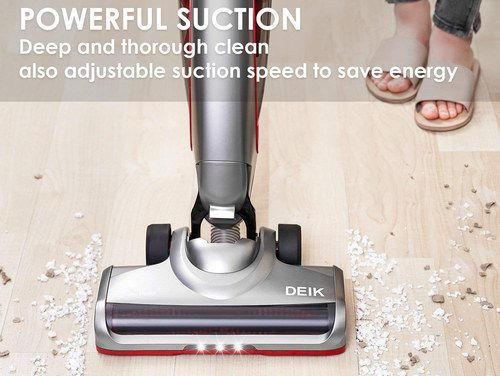 Vacuum Handheld Stick With Front Light