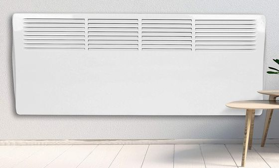 Wall Heater For Conservatory In All White