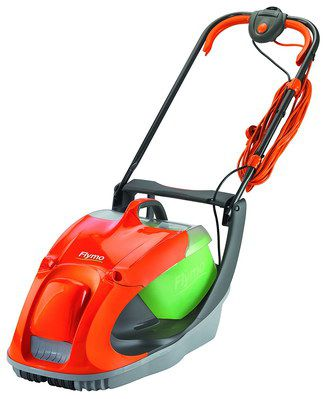 Hover Mower Electric Powered In Red