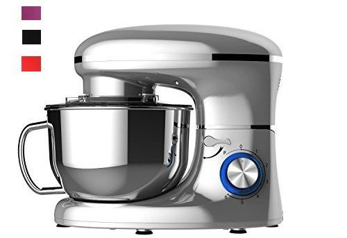 Kitchen Cake Mixer With Blue Dial